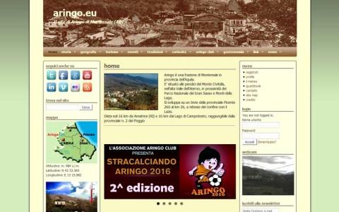 nuova grafica del sito
