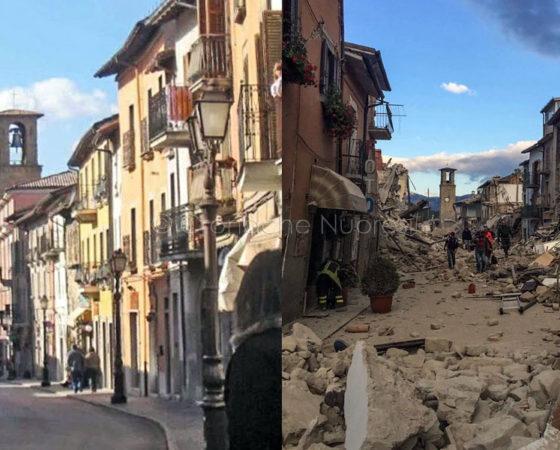 terremoto amatrice: raccolta fondi