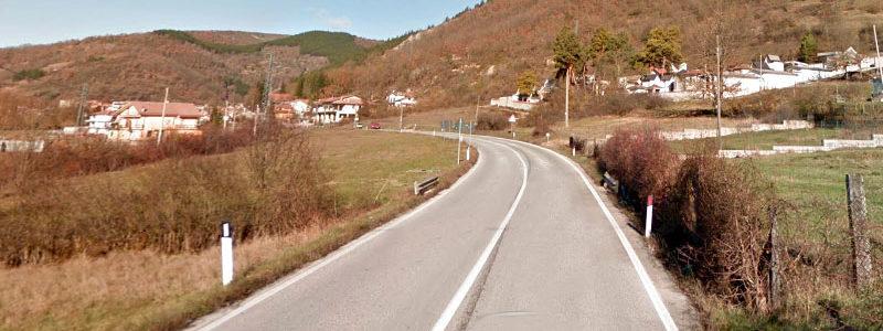 partiti i lavori della superstrada tratto Marana Piedicolle