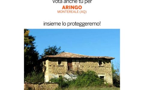 vota Aringo per i luoghi del cuore