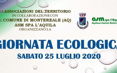 giornata ecologica 2020