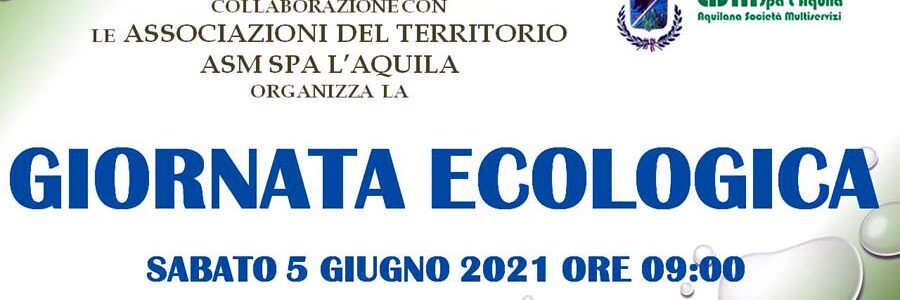 giornata ecologica 2021